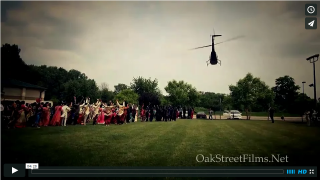 oak street films cinematic indian wedding videography