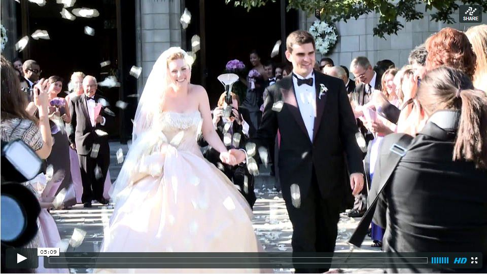 cinematic wedding videography chicago wedding videographer