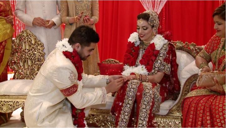Oak Street Films Chicago's top Muslim wedding videographer
