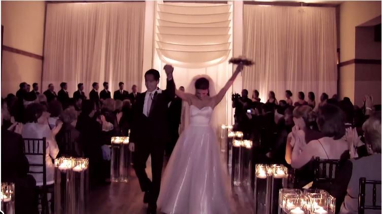 Chicago Jewish wedding videographer at its best filmed by Oak Street Films Chicago's Muslim wedding videographer at its best filmed by Oak Street Films