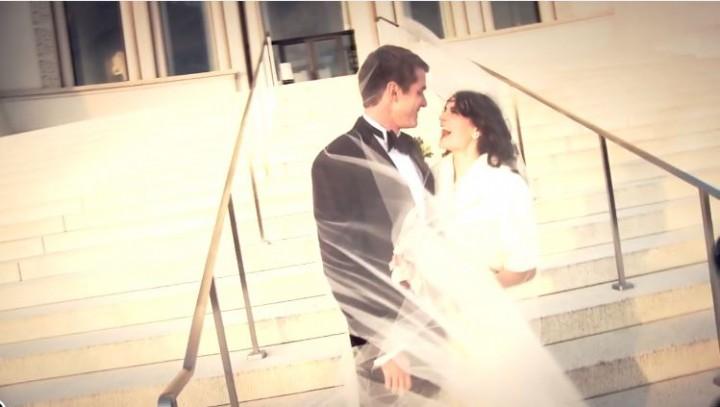 Chicago wedding videographer at its best filmed by Oak Street Films Chicago