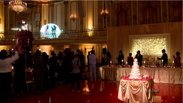 Palmer House Hilton Indian wedding videographer at its best filmed by Oak Street Films Chicago