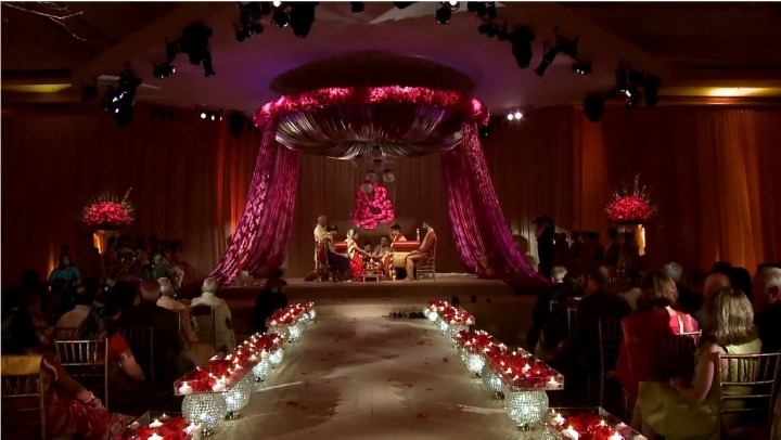 Chicago's Sheraton Indian wedding videographer at its best filmed by Oak Street Films Chicago
