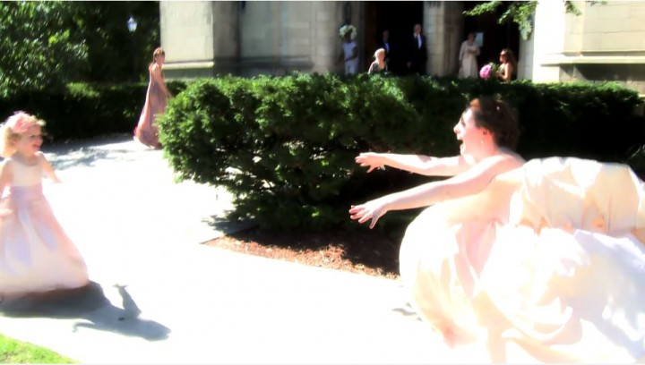 Chicago wedding videographer at its best filmed by Oak Street Films Chicago